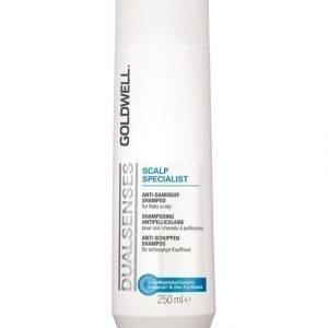 Goldwell Dualsenses Scalp Specialist Anti Dandruff Shampoo Hilseshampoo 250 ml