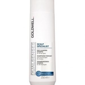 Goldwell Dualsenses Scalp Specialist Deep Cleansing Shampoo 250 ml