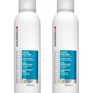 Goldwell Dualsenses Touch Up Spray Kuivashampoo 2 X 250 ml