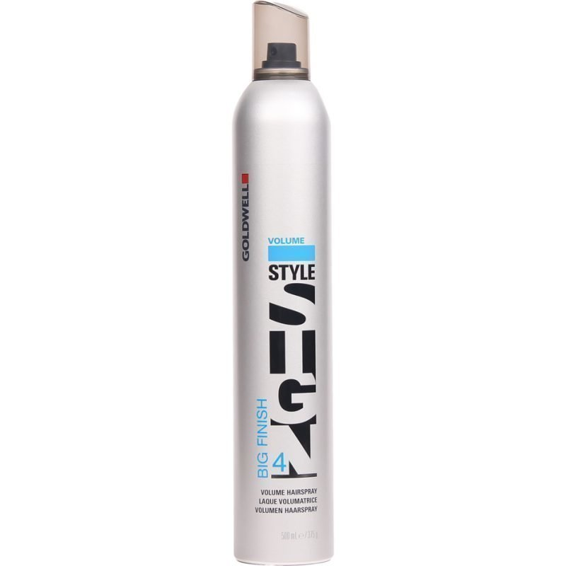 Goldwell Style Sign Volume Big Finish 500ml