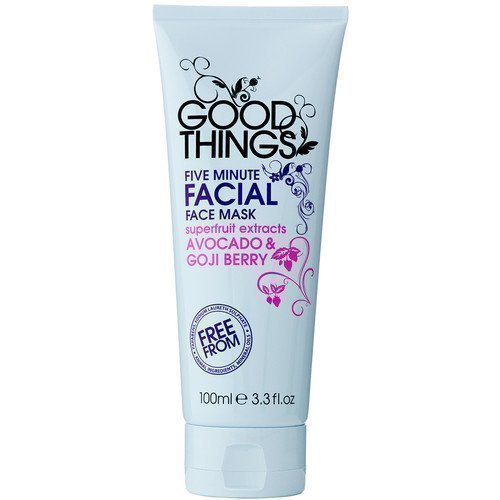 Good Things Five Minute Facial Face Mask