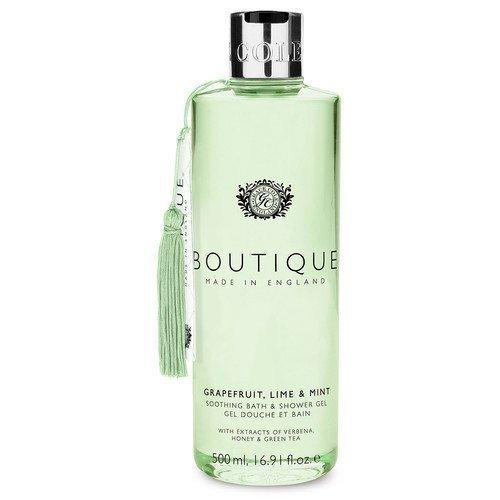 Grace Cole Boutique Soothing Bath & Shower Gel Grapefruit Lime & Mint
