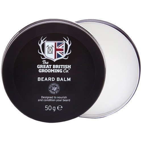 Great British Grooming Beard Balm