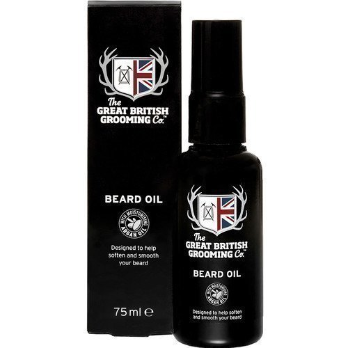Great British Grooming Beard Oil