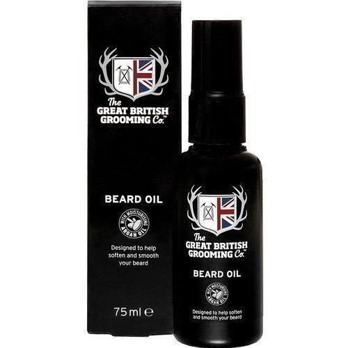 Great British Grooming Beard Oil