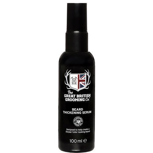 Great British Grooming Beard Thickening Serum
