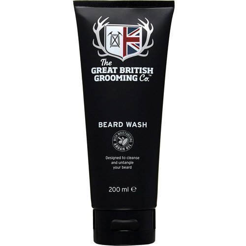 Great British Grooming Beard Wash