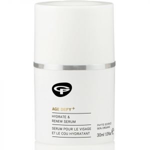 Green People Age Defy+ Hydrate & Renew Face And Neck Serum 30 Ml