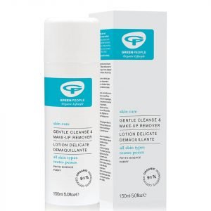 Green People Gentle Cleanse And Make Up Remover 150 Ml