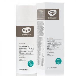 Green People Neutral / Scent Free Cleanser And Make Up Remover 150 Ml
