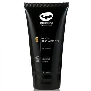 Green People No. 6 Detox Shower Gel 150 Ml