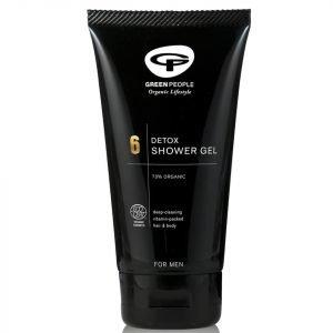 Green People No. 6 Detox Shower Gel 150 Ml