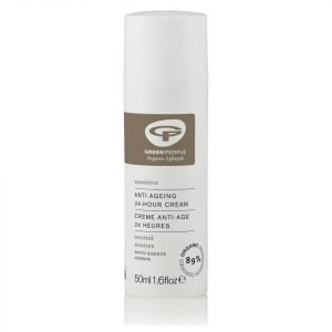 Green People Organic Base Neutral Scent Free 24 Hour Cream 50 Ml