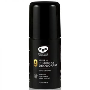 Green People Organic Homme 9 Stay Cool Deodorant 75 Ml