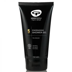 Green People Organic Homme No. 5 Cool Style Shower Wash 150 Ml