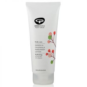 Green People Quinoa And Calendula Hand And Body Lotion 200 Ml