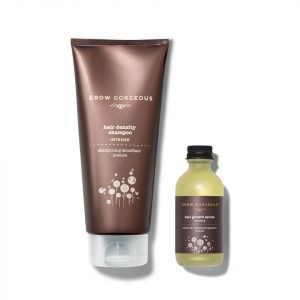 Grow Gorgeous Hair Growth Serum Intense And Density Shampoo Intense