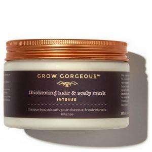 Grow Gorgeous Thickening Hair & Scalp Mask Intense 280 Ml