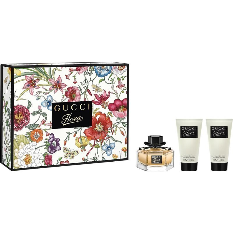 Gucci Gucci Flora EdP 50ml 2x Body Lotion 50ml