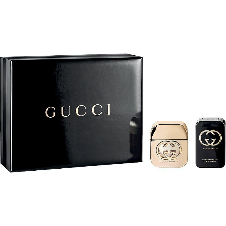 Gucci Gucci Guilty EdT 50ml Body Lotion 100ml