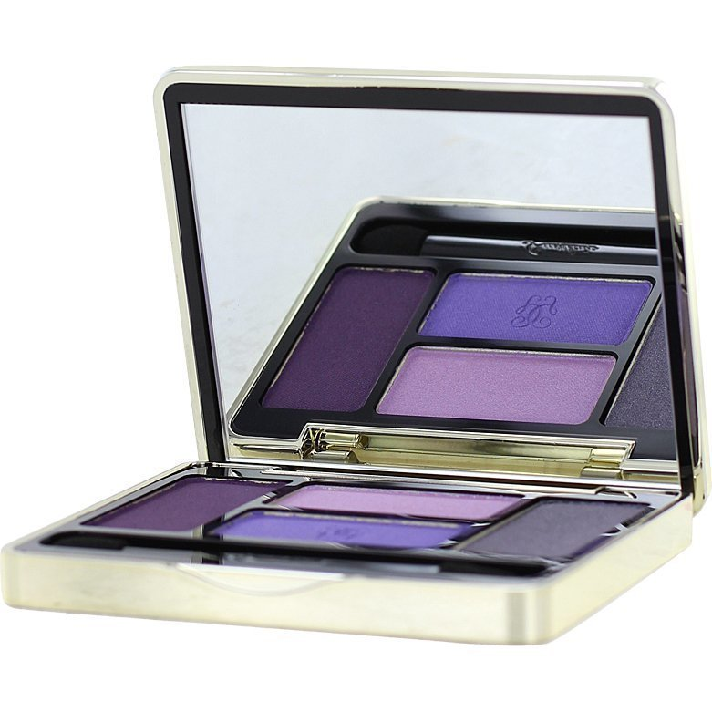 Guerlain Ecrin 4 Couleurs Eyeshadow N°01 Les Violets 7