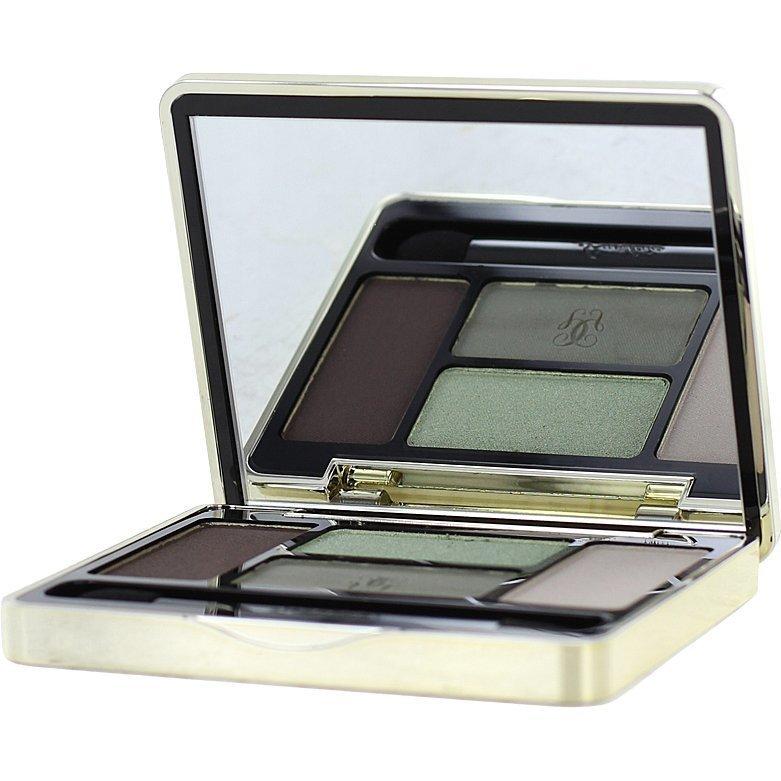 Guerlain Ecrin 4 Couleurs Eyeshadow N°03 Les Verts 7