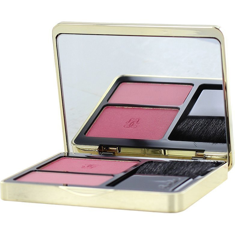 Guerlain Rose Aux Joues Blush Duo N°03 Over Rose 6g