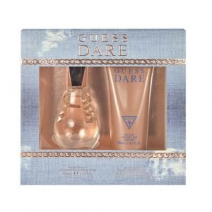 Guess Dare Edt Lahjapakkaus Naiselle 50 Ml