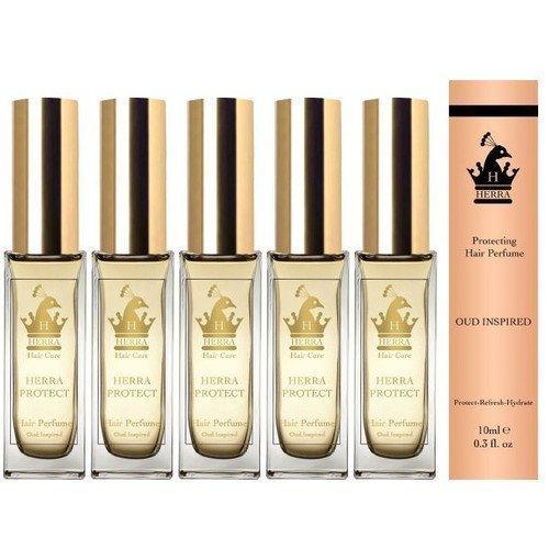 HERRA Hair Perfume Oud Inspire Travel Kit