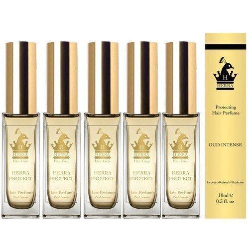 HERRA Hair Perfume Oud Intense Travel Kit