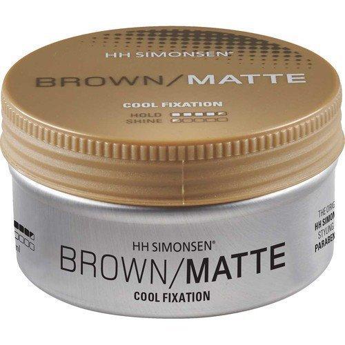 HH Simonsen Brown/Matte Wax