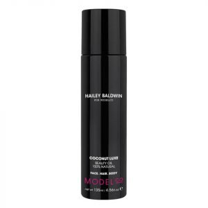 Hailey Baldwin For Modelco Coconut Luxe 100% Natural Beauty Oil