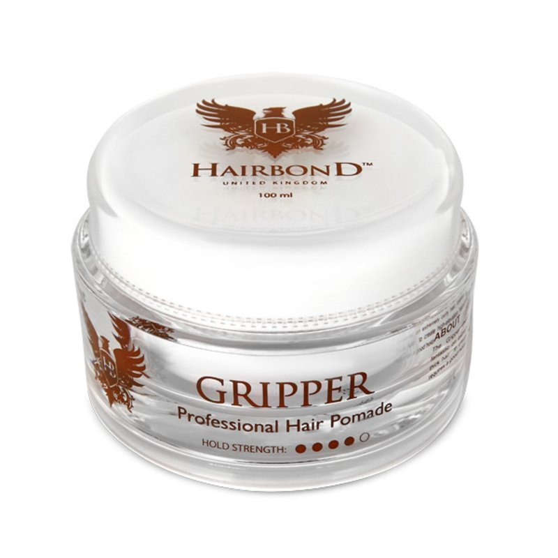 Hairbond UK Gripper Professional Hair Pomade