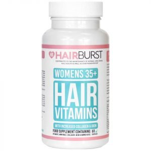 Hairburst Women's 35+ Vitamins 60 Capsules 72 G