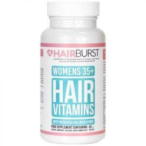 Hairburst Women's 35+ Vitamins 60 Capsules 72 G