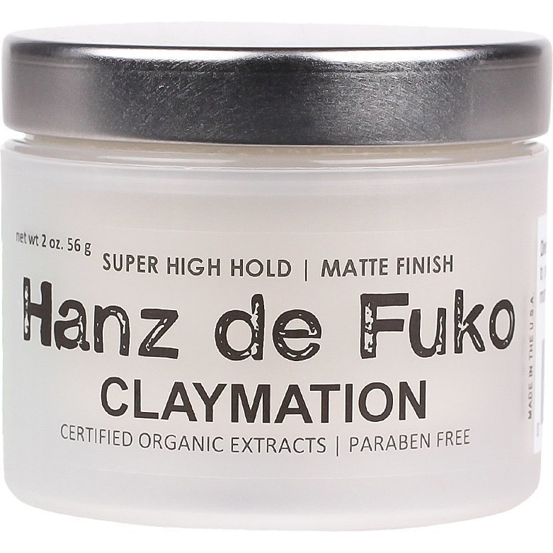 Hanz de Fuko ClaymationWax Super High Hold 56g