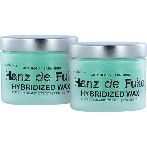 Hanz de Fuko Hybirdized Wax Duo Vax 56g x 2