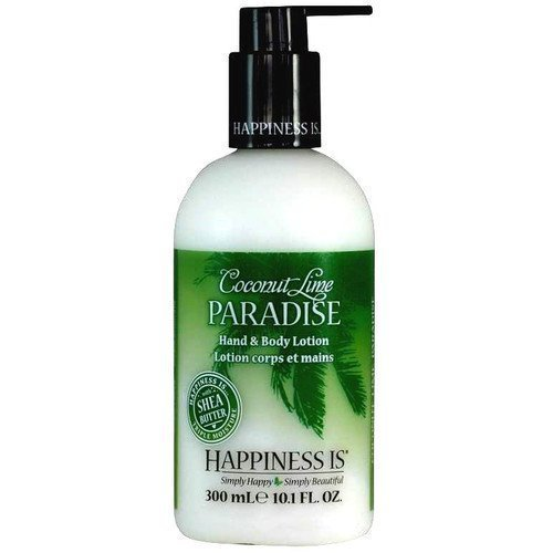 Happiness Is Hand & Body Lotion Coconut Lime Parad