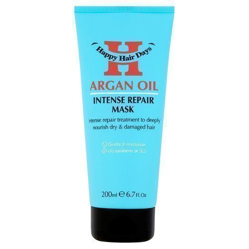 Happy Hair Days Argan Oil Intense Repair Mask