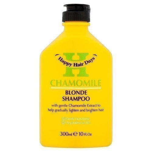 Happy Hair Days Chamomile Blonde Shampoo
