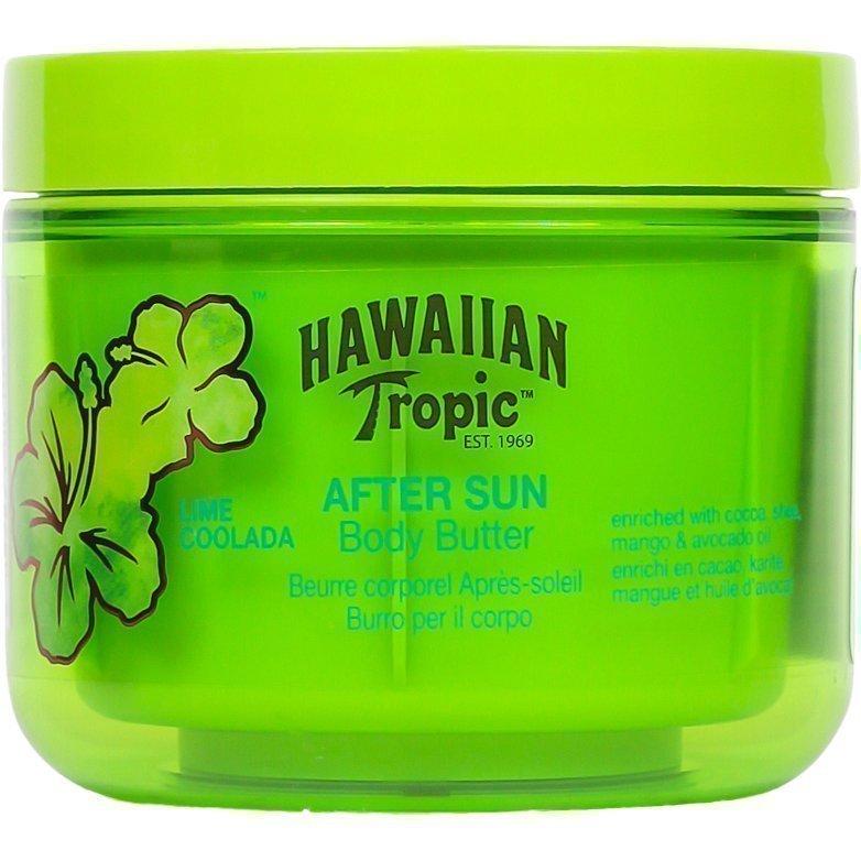 Hawaiian Tropic After Sun Body Butter Lime Coolada 200ml