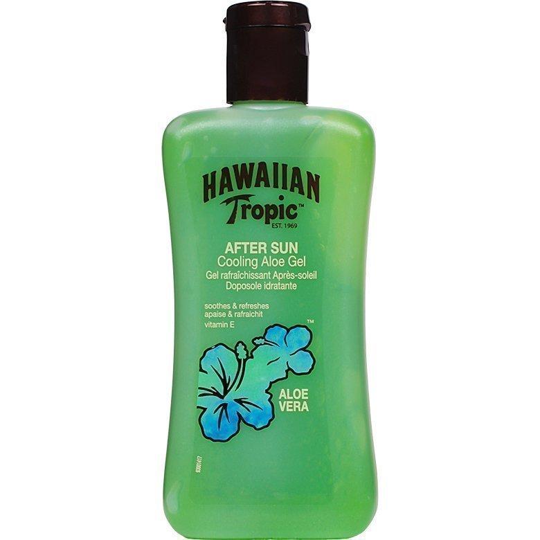 Hawaiian Tropic After Sun Cooling Aloe Gel 200ml