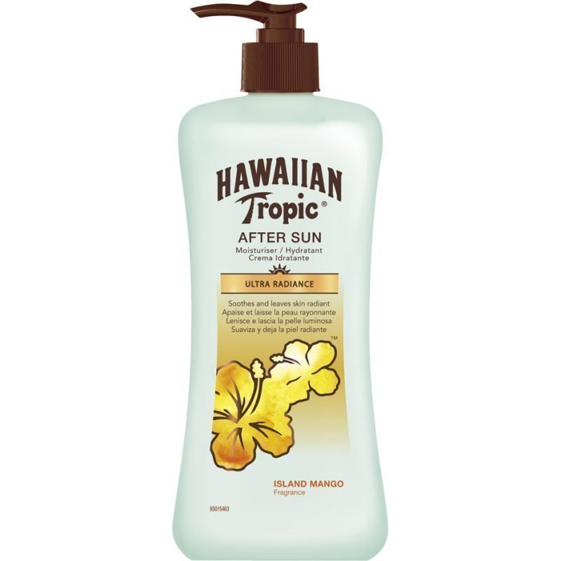 Hawaiian Tropic After Sun Pump Lotion Island Mango 240ml