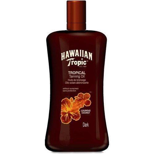 Hawaiian Tropic Coconut Tanning Oil Deep (SPF 0)