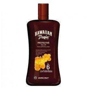 Hawaiian Tropic Protective Dry Oil Spf 6 Aurinkovoide