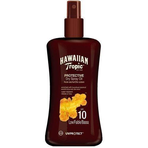 Hawaiian Tropic Protective Dry Spray Oil SPF 10