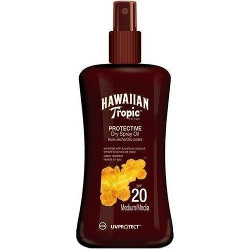 Hawaiian Tropic Protective Dry Spray Oil SPF 20