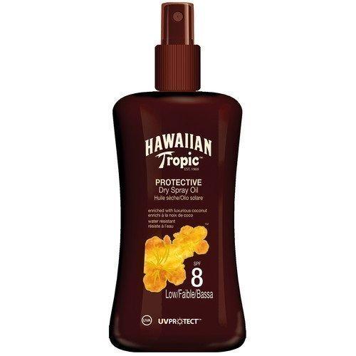 Hawaiian Tropic Protective Dry Spray Oil SPF 8