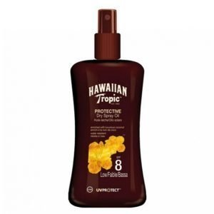 Hawaiian Tropic Protective Dry Spray Oil Spf Aurinkovoide