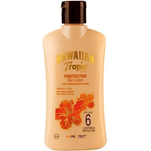 Hawaiian Tropic Protective Sun Lotion SPF 8